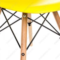 Стул Eames PC-015 yellow - Стул Eames PC-015 yellow